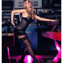 Eusebio Garcia Fotografia - Sesion Taller Mecanico Sexy - Laura 06