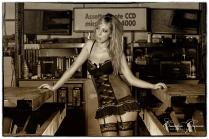Eusebio Garcia Fotografia - Sesion Taller Mecanico Sexy - Laura 07