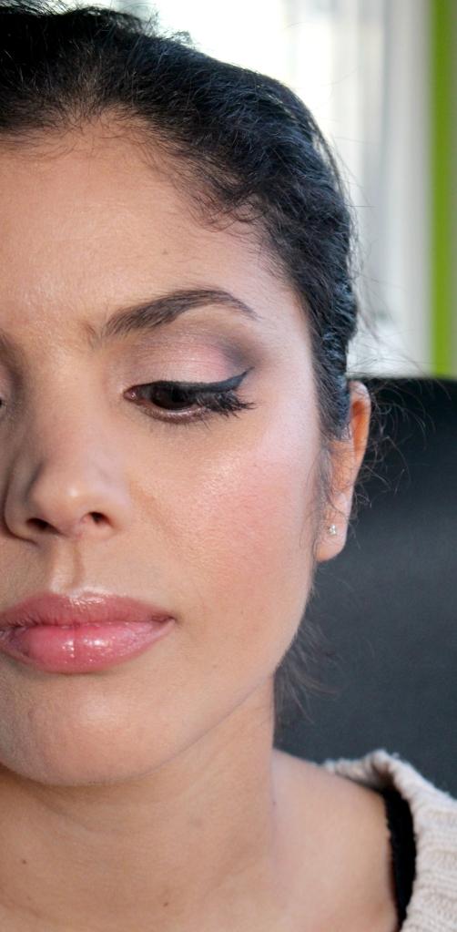 Prueba de maquillaje. Vanesa